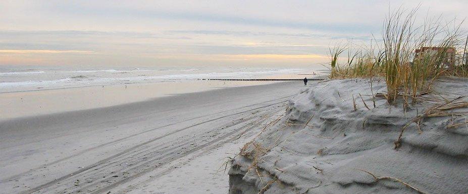 Brigantine NJ Beach Front
