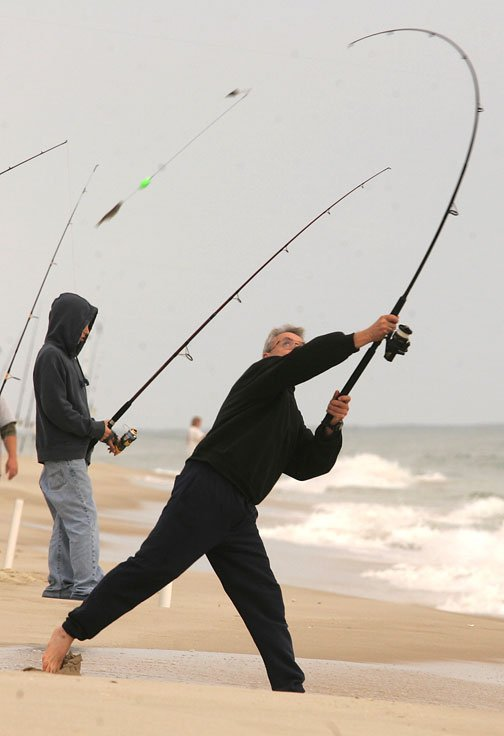 Shore drive condos for Jersey shore fishing