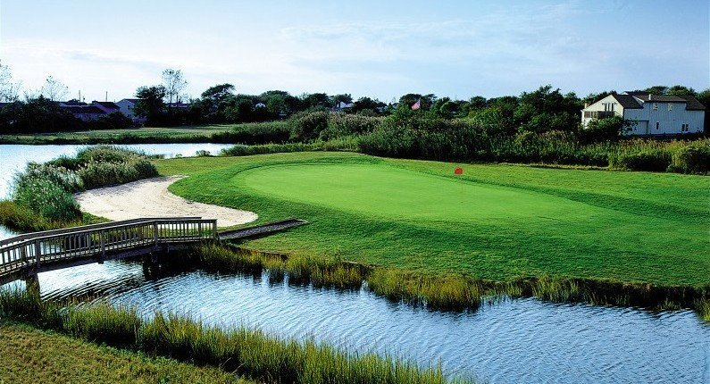 THE BRIGANTINE LINKS GOLF COURSE, South Jersey Golf Course Guide