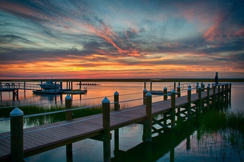 Bayfront Living at Brigantine Beach New Jersey, Boating, Fishing & Sunsets