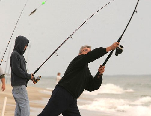 Brigantine Real Estate Agents Saltwater Fishing Guide