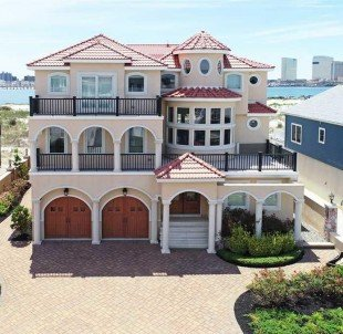 beach front homes for sale nj
